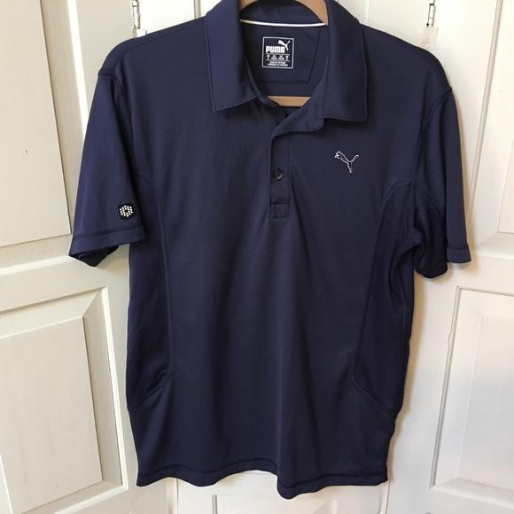 Puma Other - Puma Golf | Navy Blue Golf Polo